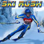 Ski Rush Game