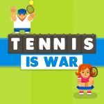 Tennis is War
